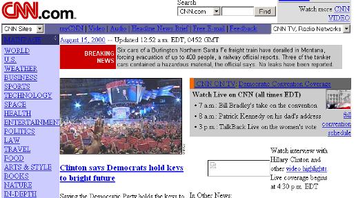 CNN – Jun.2000