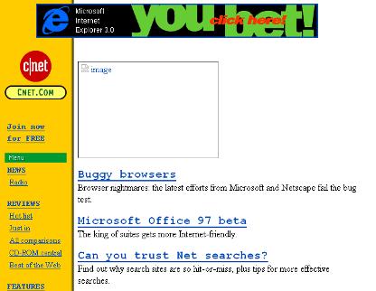 CNet – Oct.1996