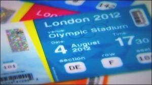 Tiket London 2012