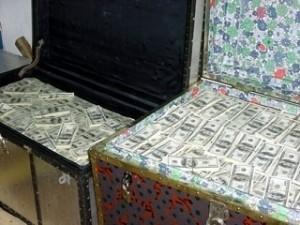 Foto Uang Sebesar $11,000,000.00 {Eleven Million US Dollars}