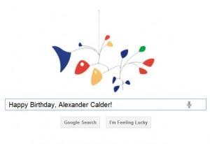 Doodle Alexander Calder
