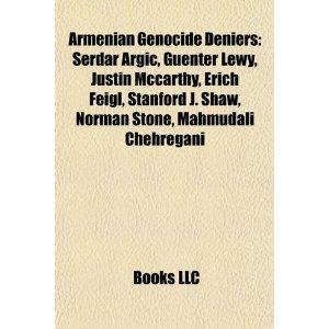 Pandangan Serdar Argic dimasukkan ke Buku