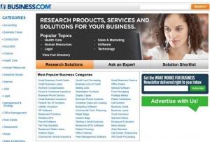 Business.com - $7,5 juta