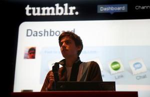 David Karp, pendiri Tumblr