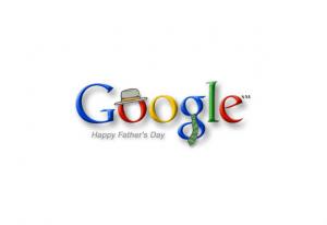 Doodle Hari Ayah Tahun 2000