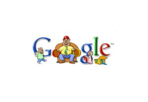 Doodle Hari Ayah Tahun 2002