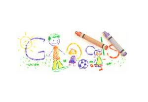 Doodle Hari Ayah Tahun 2012