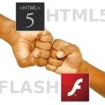 YouTube lebih memilih Flash daripada HTML5