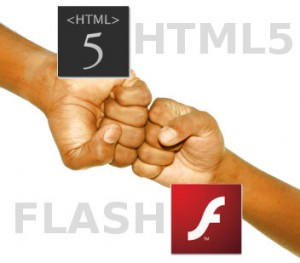Flash versus HTML5