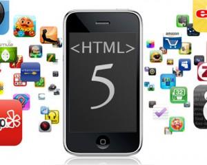 HTML5 berjalan di Mobile