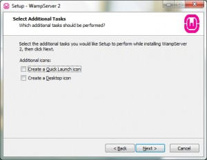Install WampServer 04