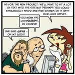 Apa beda JavaScript, Java dengan Java Applet ???