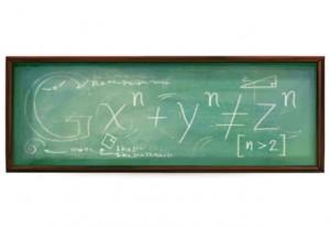 Doodle Pierre de Fermat