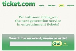 Ticket.com - $1.525.000
