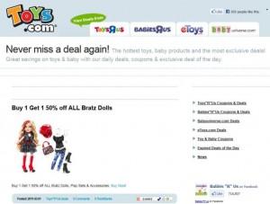 Toys.com - $5.100.000